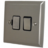 Spectrum Stainless Steel Fused Spur Switches
